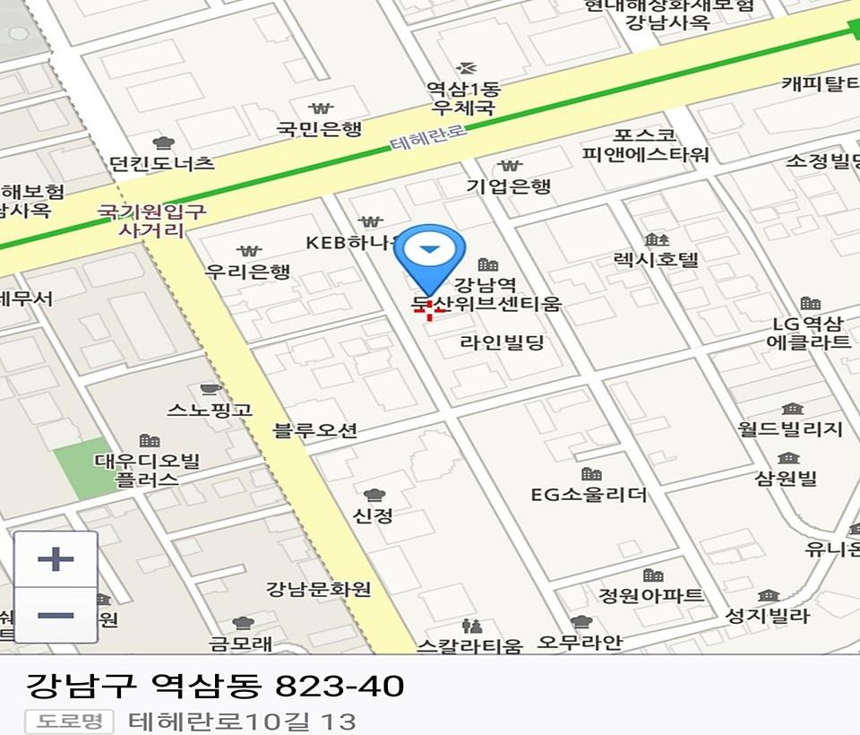 강남유흥알바 산책 위치